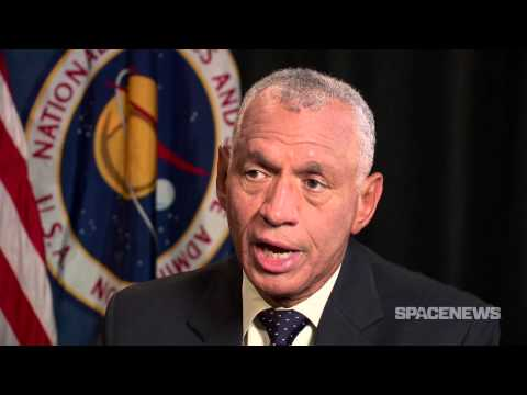 NASA Administrator Charles Bolden in Conversation with Space