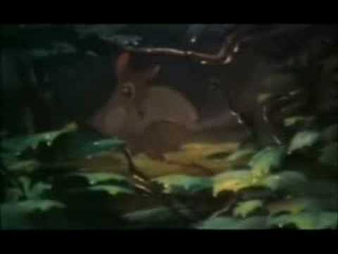 Bambi - Never Alone (Eeyore's Lullaby)