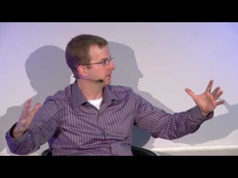 Mike Schroepfer, Facebook VP Engineering talk at Science Gallery ...