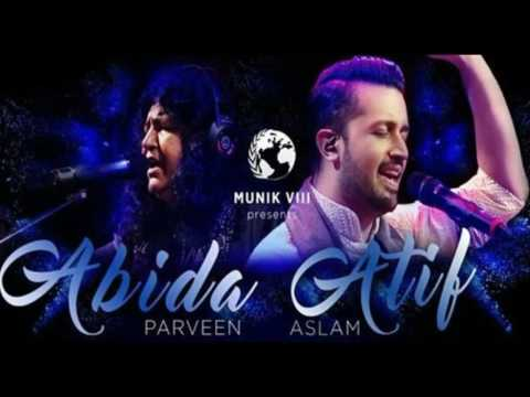 Atif Aslam  Abida Parveen   Tere Ishq Nachaya Full Audio    New song 2017