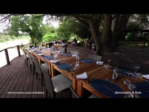 Abercrombie & Kent: Luxury Travel, River Lodge Experience, South Africa