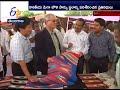 South Korea Textiles Federation Chairman Visit Warangal Mega Textile Park