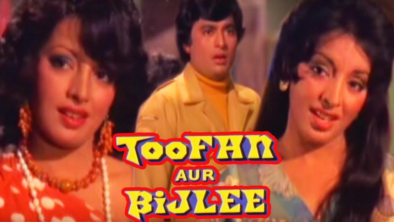 Toofan Aur Bijlee Full Movie Hindi Action Movie Youtube