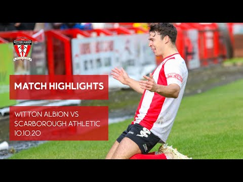 Witton Scarborough Goals And Highlights