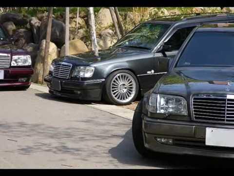 Mercedes Benz W124 E-klass