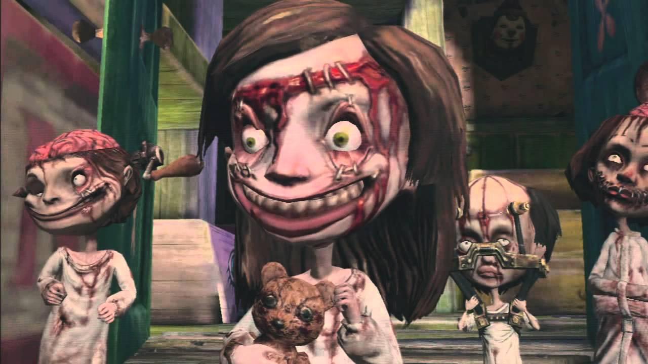 Cute Doll Hd Wallpaper For Desktop Alice Madness Returns Walkthrough Part 25 Chapter 5
