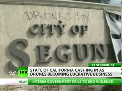 Drone industry becomes a booming business