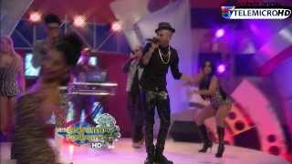 """Presentacion de Sensato junto a @ElMayorClasico interpretando """"Bello"""" en De Extremo a Extremo!!!"""