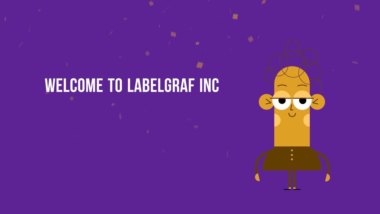 Labelgraf Inc Los Angeles CA - Candle labels