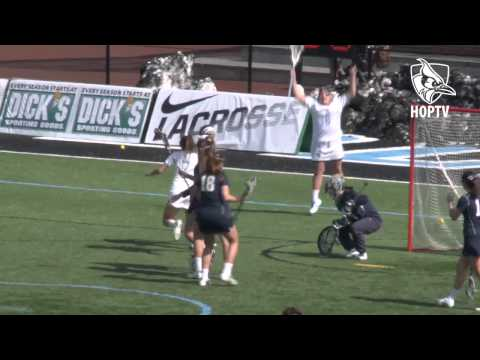 Johns Hopkins vs. Georgetown Highlights