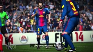 FIFA 14: Next-Gen-E3-Trailer