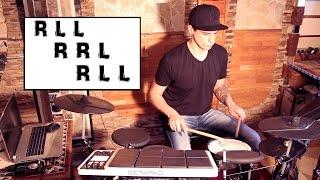 Уроки игры на барабанах: