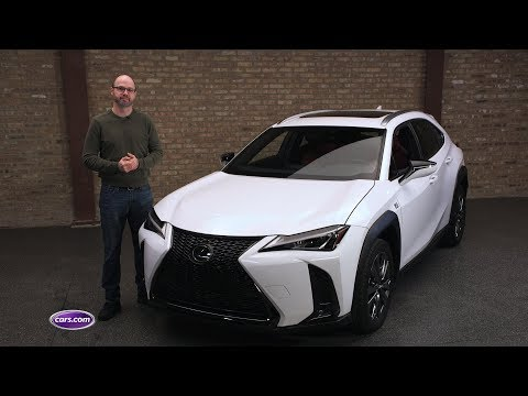 2019 Lexus UX 200 F Sport: Review –Cars.com