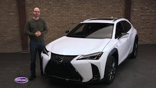 2019 Lexus UX 200 F Sport: Review – Cars.com