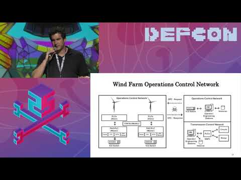 DEF CON 25 Conference - Jason Staggs - Breaking Wind: Adventures Hacking Wind Farm Control Networks