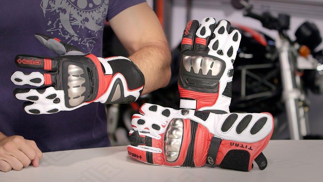 held titan evo gloves review at youtube. Black Bedroom Furniture Sets. Home Design Ideas
