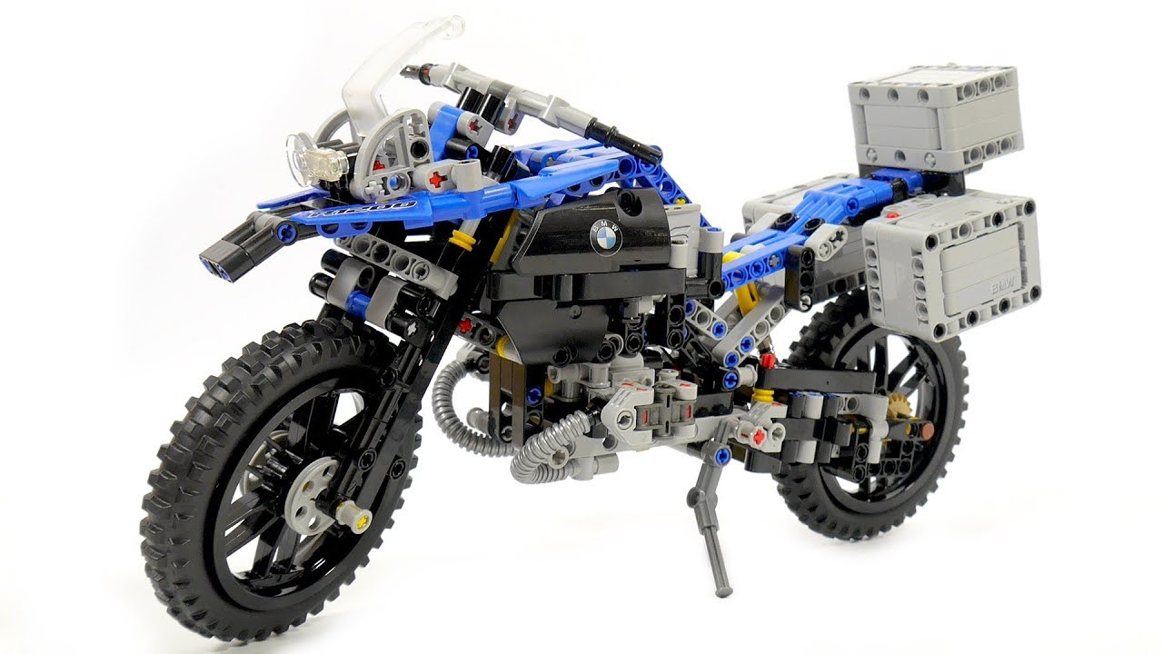 lego technic 42063 bmw r 1200 gs adventure youtube. Black Bedroom Furniture Sets. Home Design Ideas