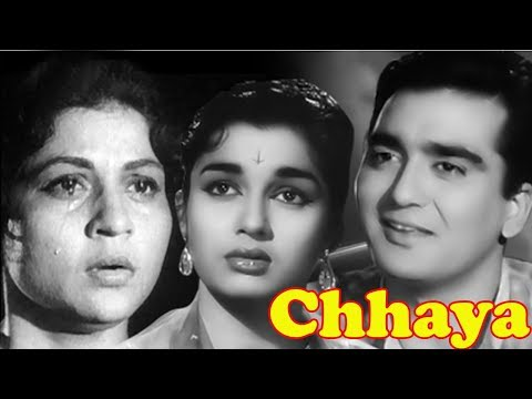 Chhaya Full Movie | Old Hindi Movie | Sunil Dutt | Asha Parekh