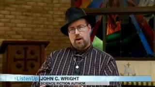 Abandoned Atheism for Christianity: John C. Wright