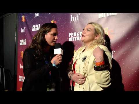 Elle King: Interview at Perez Hilton SXSW 2015 One Night in Austin Party