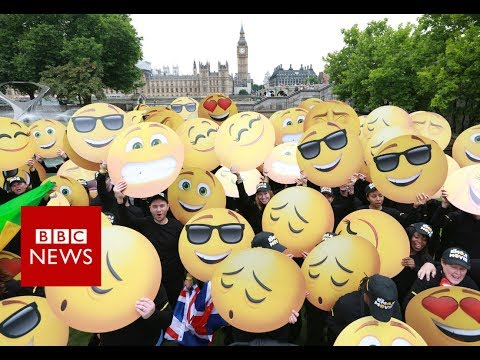 World Emoji Day - BBC News