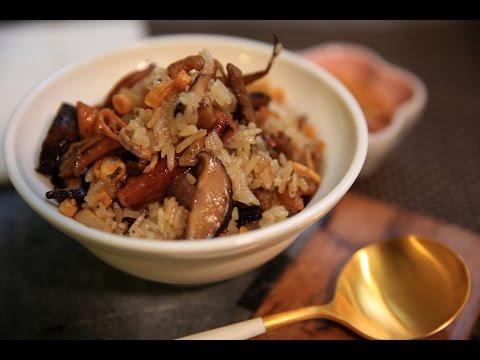 【蘿潔塔的廚房】古早味油飯,那香氣,讓人感受家的味道。