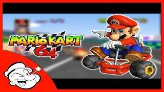 Descarga Mario Kart 64 (SIN EMULADOR)