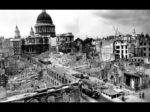 La Segunda Guerra Mundial 08. El frente occidental. La batalla de Inglaterra