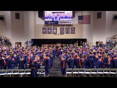 Madison Southern Graduation 2017