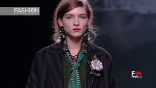 AILANTO Madrid Mercedes Benz Fall Winter 2017 18   Fashion Channel