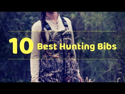 10 Best Hunting Bibs - Tactical Gears Lab 2020