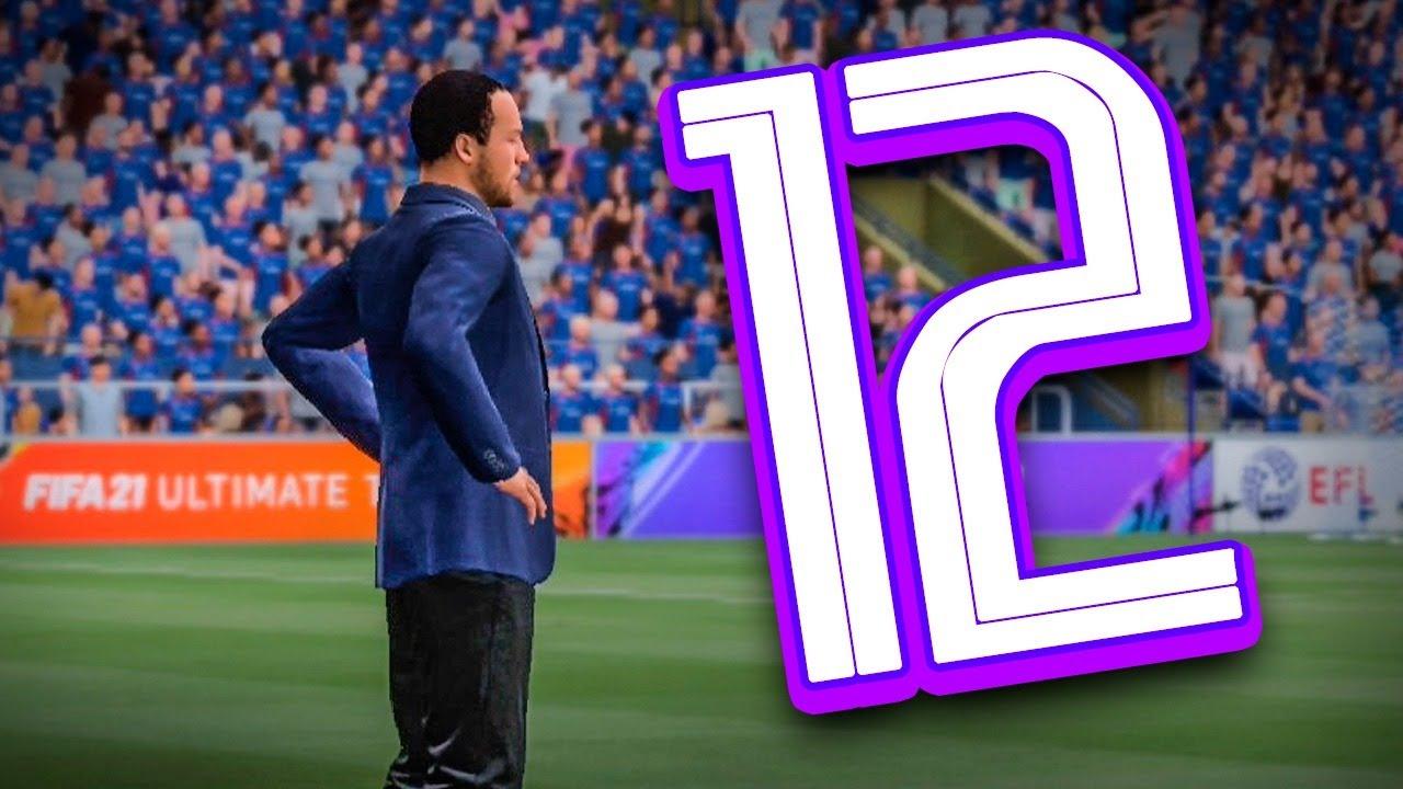 PERDI 12 MILHOES DE EUROS!  - Modo Carreira FIFA 21 - Parte 12