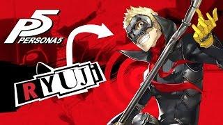Persona 5 - Ryuji Sakamoto Trailer