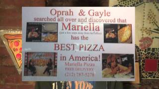 Day 28, Pizza Month 2010; Mariella Pizza (Midtown West, NYC)