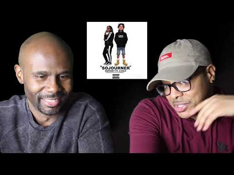 J. Cole & Rapsody - Sojourner (REACTION!!!)