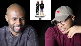 J. Cole & Rapsody - Sojourner (REACTION!!!)