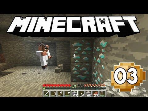 MINING DENGAN KEKUATAN CLARK! | Minecraft Survival Series (3)
