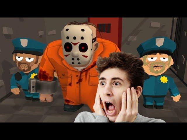 IL NUOVO VENERDÌ 13! (Jason in Prigione)