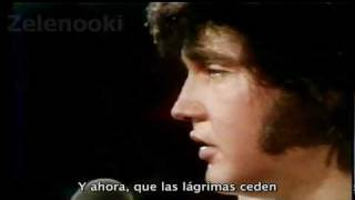 Elvis Presley - My Way (Subtitulada)