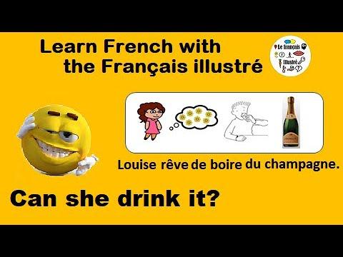 Le français illustré numéro 31 : Qu'est-ce que tu bois ?