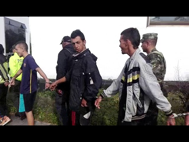 En Calarcá capturados ''los de llanitos'' www.periodismoinvestigativo.com.co