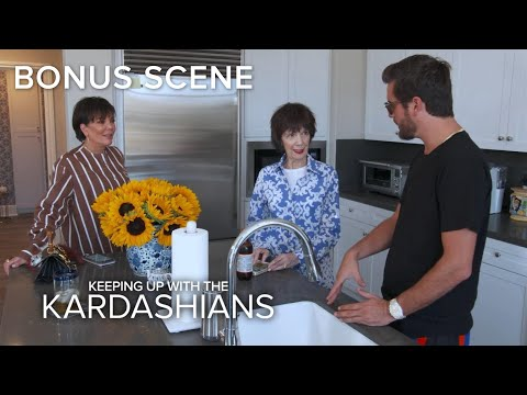 KUWTK | Scott Disick Has Burning Questions About Kris and MJ's Past | E!