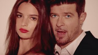 Blurred Lines Video + Robin Thicke = Sexist?