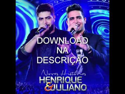 Download CD Henrique e Juliano Novas Histórias