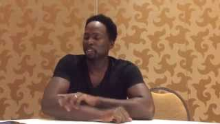 Constantine Interview with Harold Perrineau Thumbnail