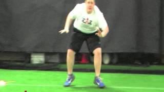 EAE Louisville Combine Kyle Ross OL W26 3 14 15