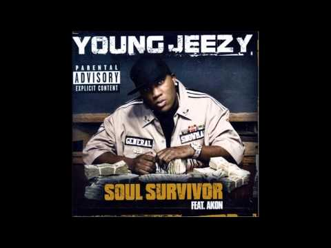 Young Jeezy Ft Akon  Soul Survivor Clear BassBoosted