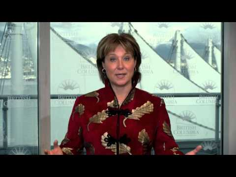 Lunar New Year greeting from  Premier Christy Clark