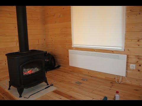 Отопление для дачи - Конвектор NOBO Nordic