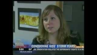 Keeping Kids Calm During Storms